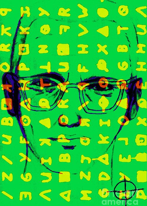 Zodiac Greeting Card featuring the photograph Zodiac Killer With Code And Sign 20130213 by Wingsdomain Art and Photography
