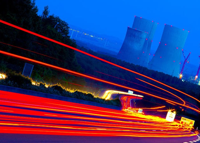 2011 Greeting Card featuring the photograph Velocity by Thomas Splietker