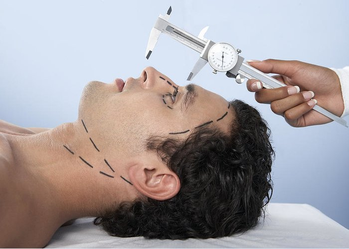 Instrument Greeting Card featuring the photograph Cosmetic Surgery by Adam Gault