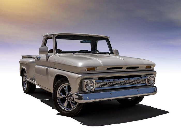 Chevrolet Pickup Greeting Cards