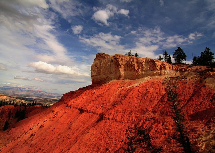 Southern Utah Greeting Card featuring the photograph Bryce Canyon National Park by Southern Utah Photography