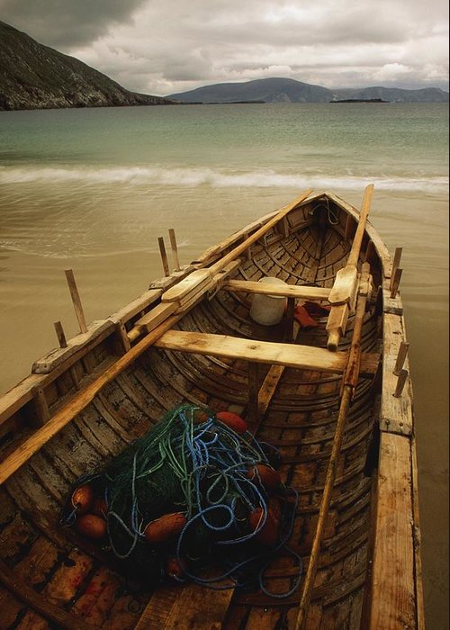 Currach Greeting Cards