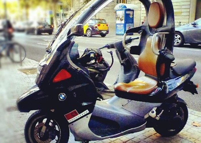 Motorcycle Greeting Card featuring the photograph #bmw #motor #motorcycle #travelingram by Tommy Tjahjono