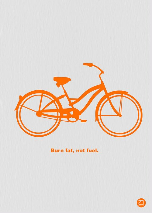 Bicyclist Greeting Cards