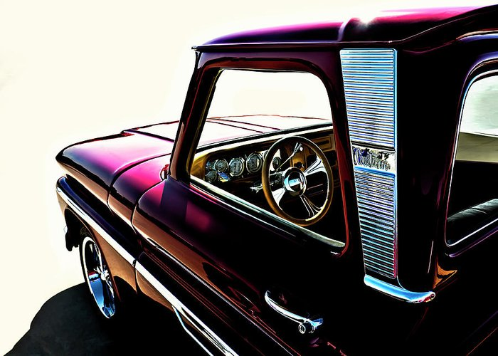 Chevy Pickup Greeting Cards