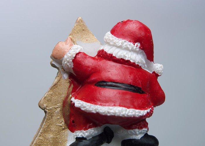 Mas Greeting Card featuring the photograph Christmas Decoration by Bernard Jaubert
