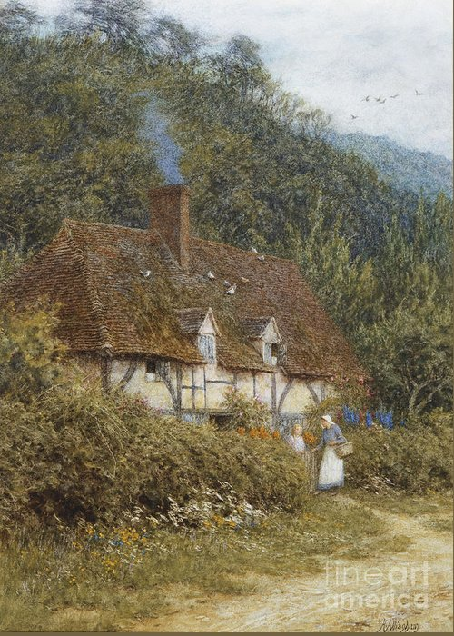 English Country Art Greeting Cards