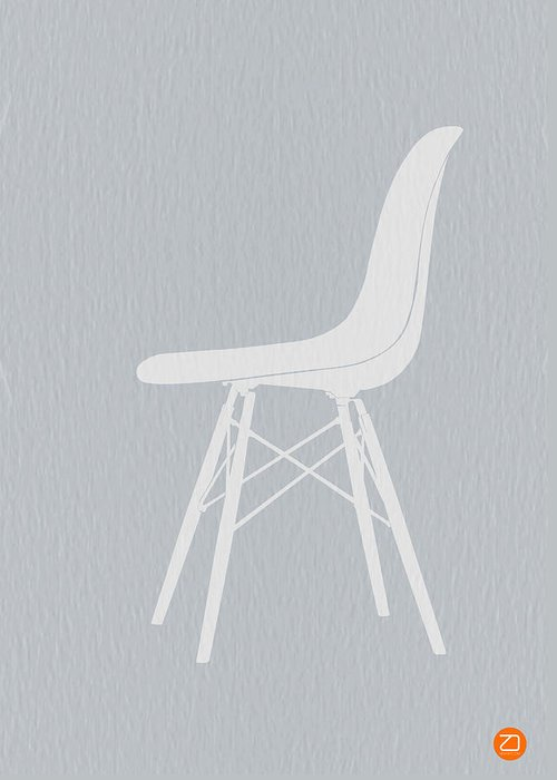 Eames Chair Greeting Cards