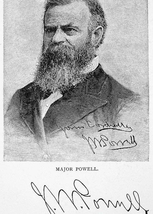 Designs Similar to John Wesley Powell by Granger