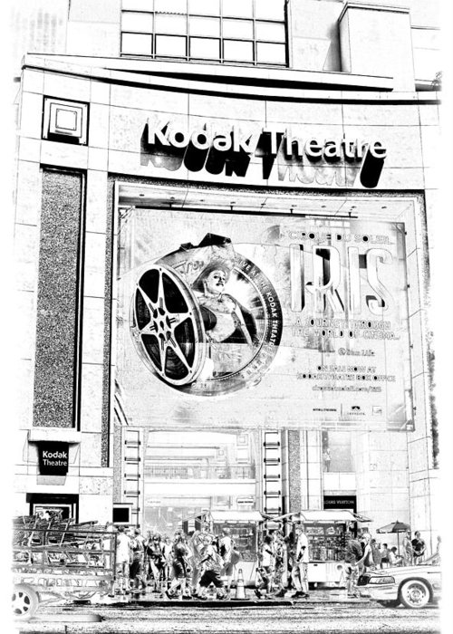 Kodak Theatre Greeting Cards