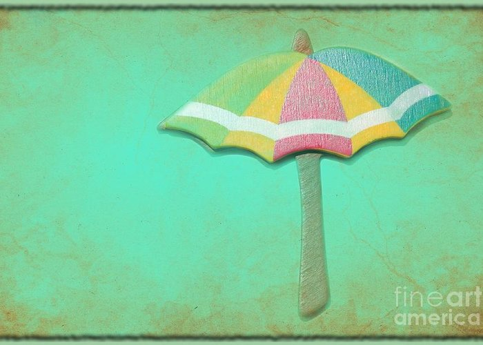 Digital Greeting Card featuring the photograph Let It Rain 1 by Sophie Vigneault