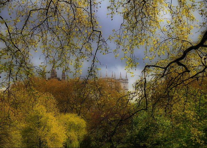 London Greeting Card featuring the photograph London 1 by Andrew Fare