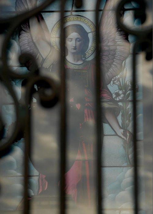 Phil Bongiorno-bongiorno-studio-bongiorno-artist-photographer-painter-writer-drawing-abstract-san Jose-big Sur-sanfrancisco-north Beach-colma-oakland-los Gatos-santa Cruz-tattoo-canvas-greeting Cards-photographs-santa Clara-online Art- Fine Art America- Fine Art- Art-italian-cemetery-clean-sober-facebook- Phil Bongiorno Facebook- Greeting Card featuring the photograph Opaque Angel by Phil Bongiorno