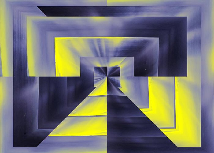 Pharaoh Greeting Card featuring the digital art Pharaohs Dawning by Tim Allen