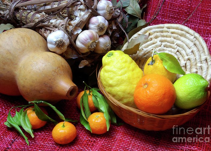 Arrangement Greeting Card featuring the photograph Still-life by Carlos Caetano