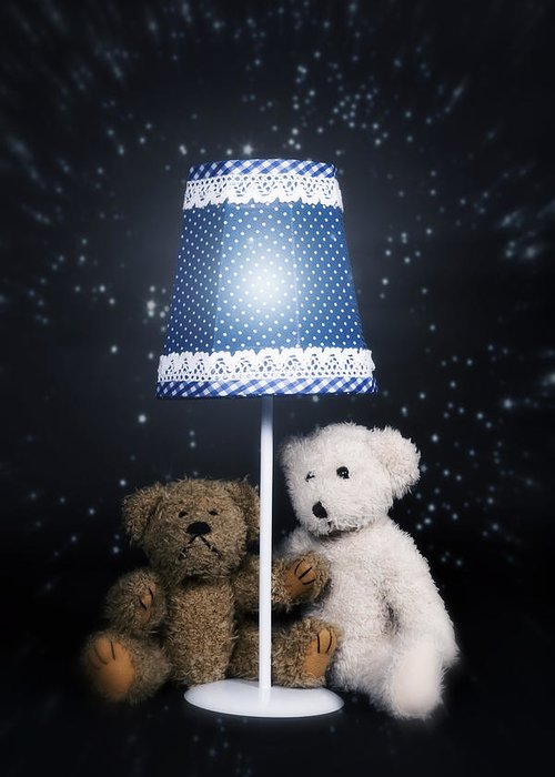Teddy Greeting Card featuring the photograph Teddy Bears by Joana Kruse