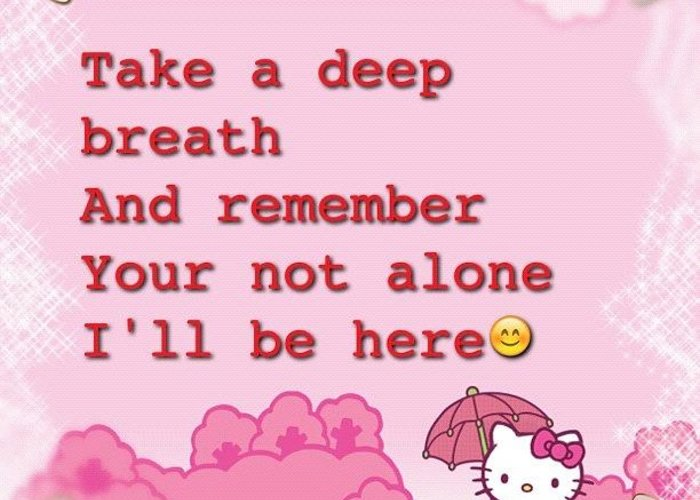 textgram hellokitty cute quote Greeting Card for Sale by – Hello Kitty Valentine Cards