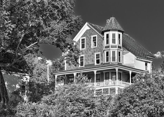 Guy Whiteley Photography Greeting Card featuring the photograph The Old Homestead by Guy Whiteley