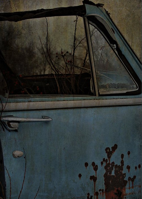 Jerry Cordeiro Framed Prints Framed Prints Greeting Card featuring the photograph The Passenger by Empty Wall