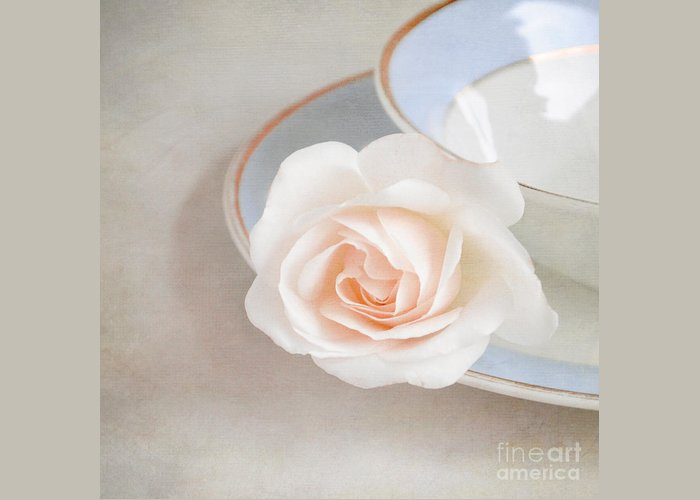 Rose Greeting Card featuring the photograph The Sweetest Rose by Lyn Randle