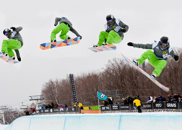 Kelly Clark Greeting Card featuring the photograph U.s. Womens Open 2011 by Linda Pulvermacher