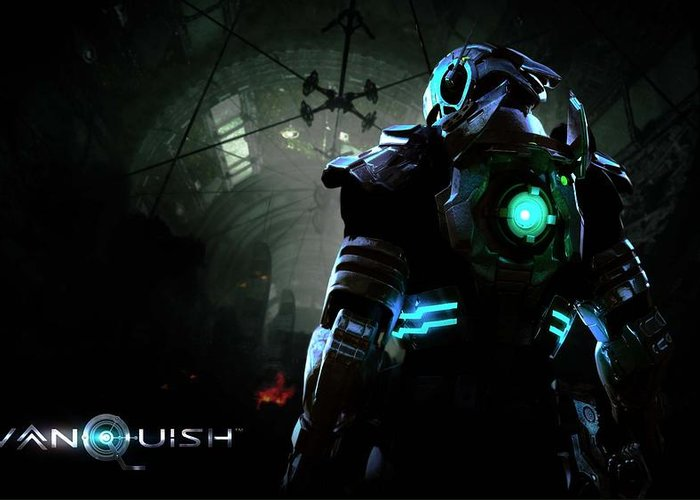 Video Game Greeting Card featuring the photograph Vanquish by Martin Quach