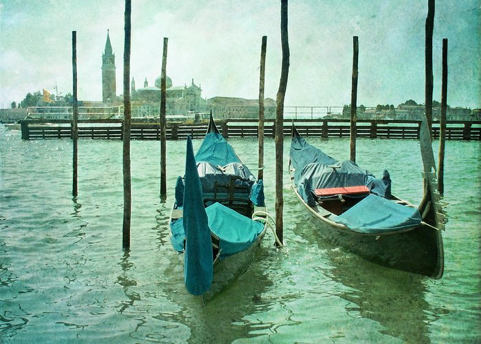 Venice Greeting Card featuring the photograph Venice by Paul Grand