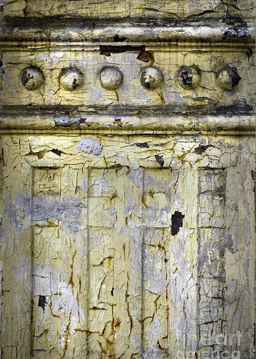 Kevin Felts Greeting Card featuring the photograph Weathered by Kevin Felts