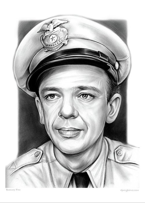 Mayberry Greeting Cards
