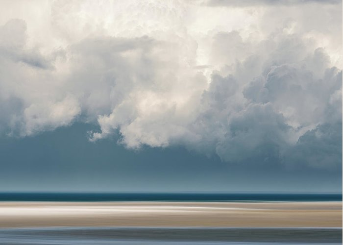 Usa Greeting Card featuring the photograph Chapin Beach 3 by John Whitmarsh