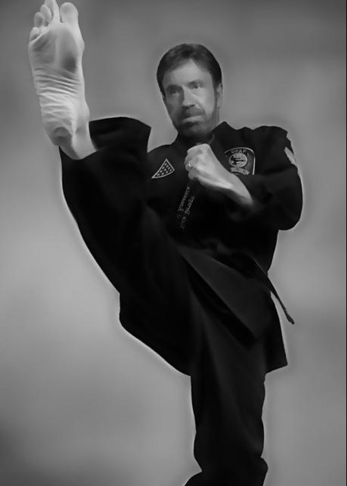 Chuck norris collection greeting card for sale by martial arts fine art chuck norris greeting card featuring the mixed media chuck norris collection by martial arts fine art m4hsunfo
