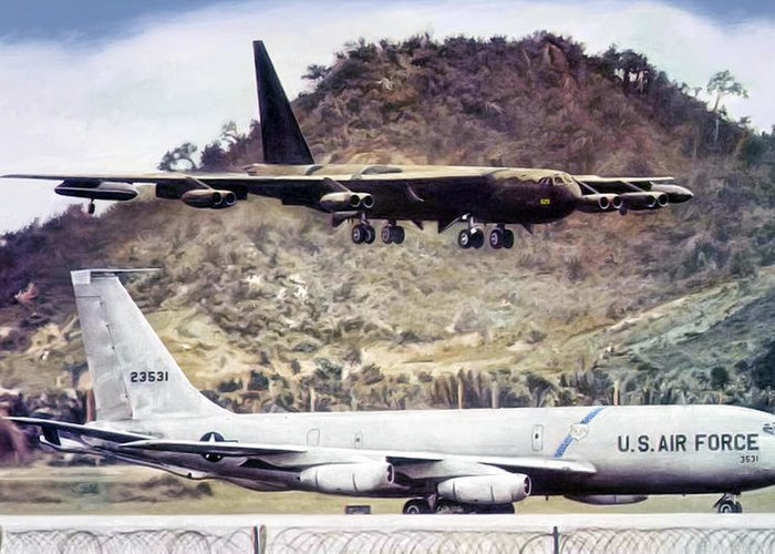 Aviation Greeting Card featuring the digital art Coming Home 1 by Peter Chilelli