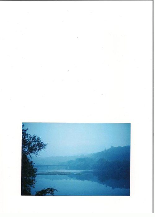 Connecticut River Greeting Card featuring the painting Connecticut River by Jashobeam Forest