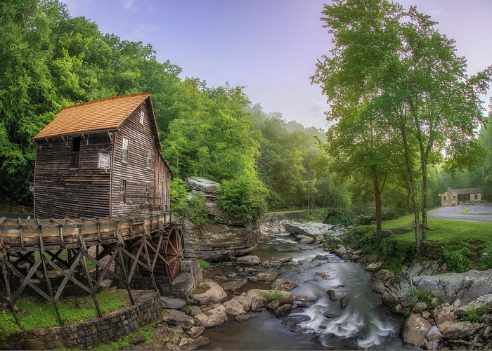 Glade Creek Grist Mill West Virginia Usa Photograph By Joseph Heh