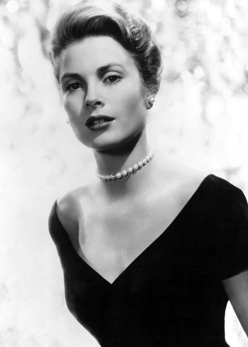 Grace Kelly Greeting Cards