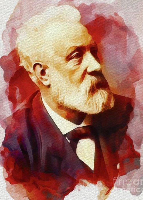 Jules Verne Greeting Cards
