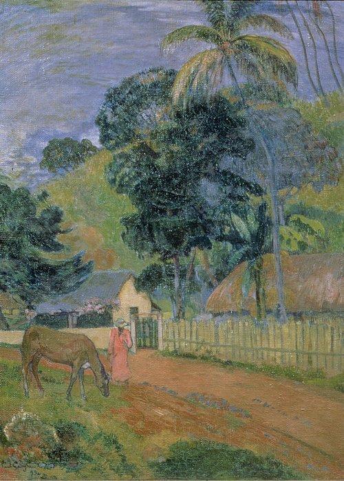 Paul. Paul Gauguin Greeting Cards