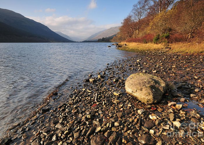 Trossachs National Park Greeting Cards