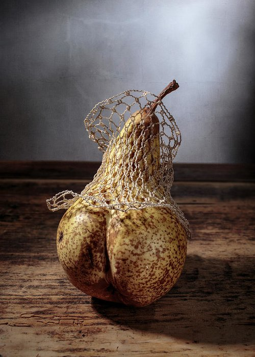 Pears Photographs Greeting Cards