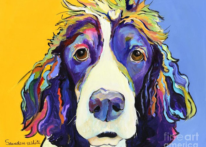 English Springer Greeting Cards
