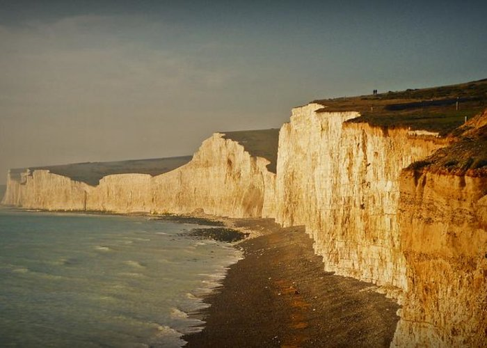 Seven Sisters Greeting Card featuring the photograph Seven Sisters by Sharon Lisa Clarke