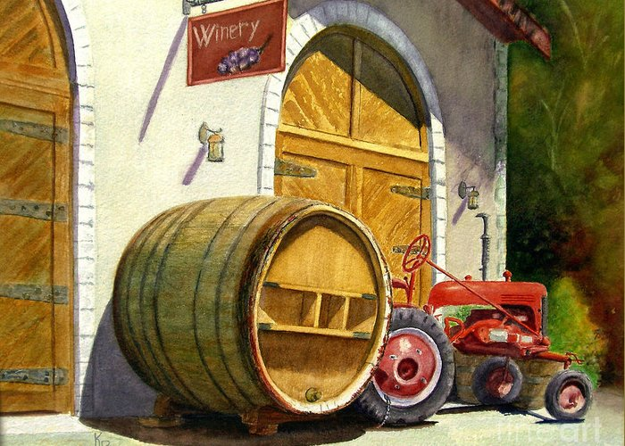 Mccormick Farmall Greeting Cards
