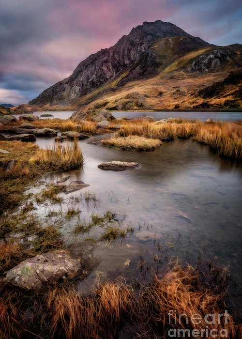 Tryfan Greeting Cards