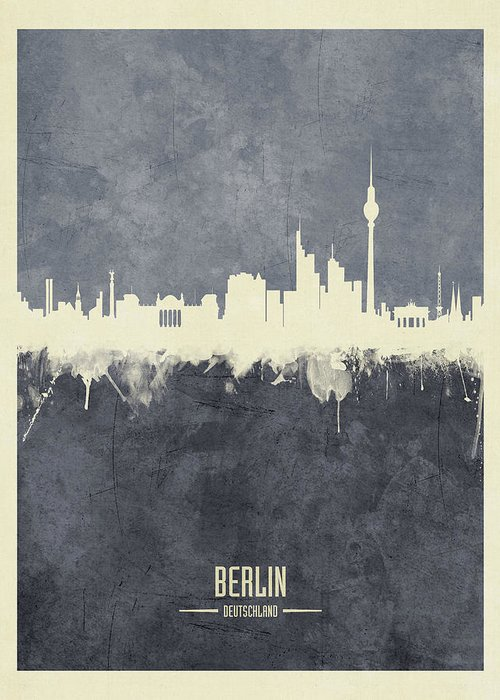 Berlin Greeting Cards