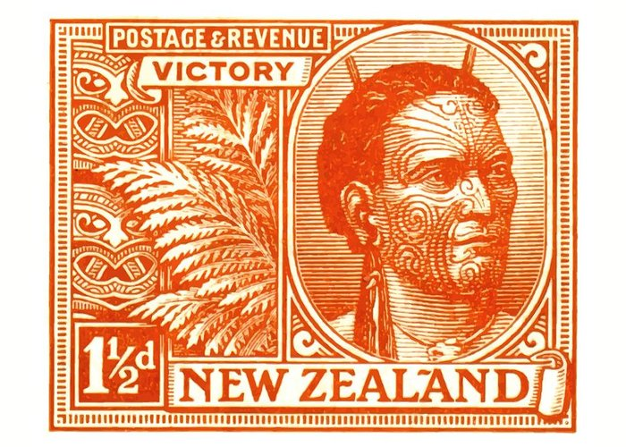 Maori Greeting Cards