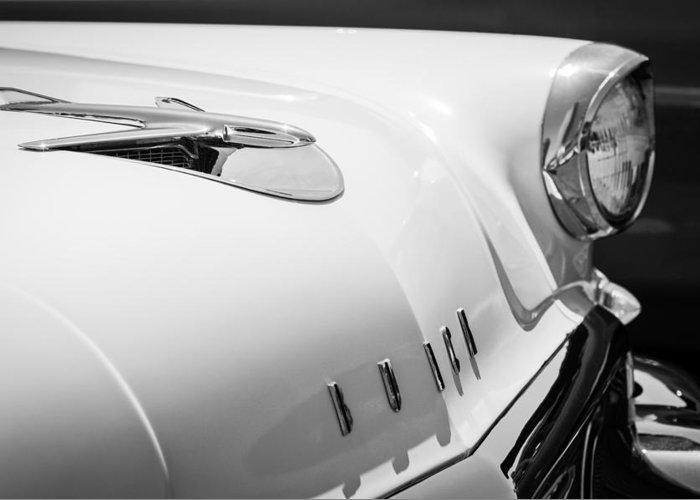 Buick Emblem Greeting Cards