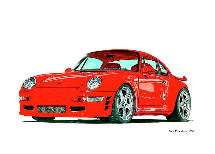Designs Similar to  Porsche 993 Twin Turbo