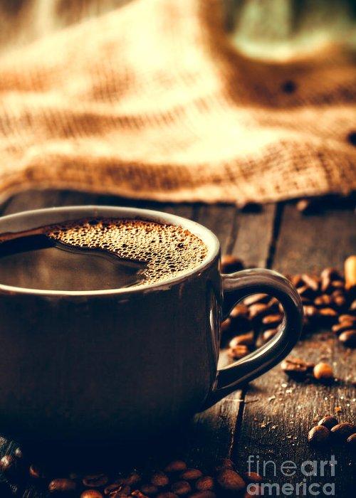Coffee Grinder Greeting Cards