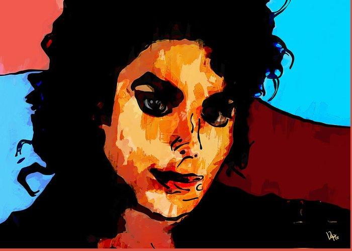 Michael Jackson Greeting Cards