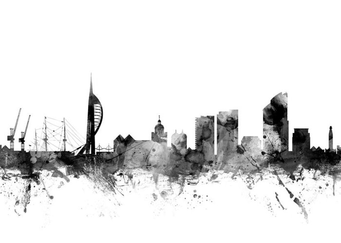 Portsmouth Greeting Cards
